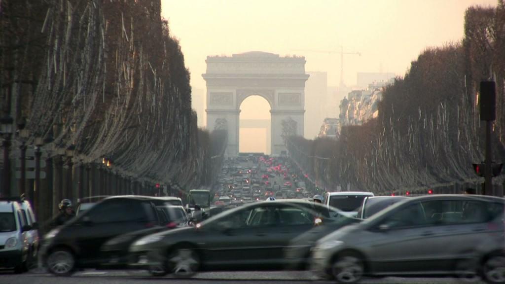 Champs-Elysée, Parigi