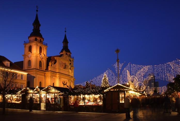 Mercatino di Natale in Germania