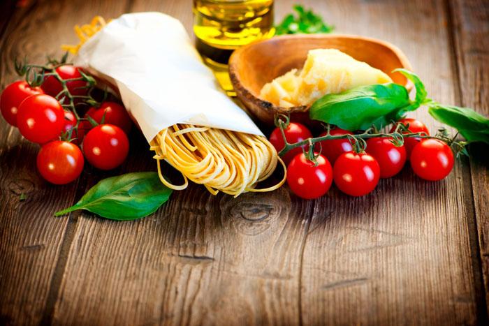 Prodotti culinari come soggetti di stock footage