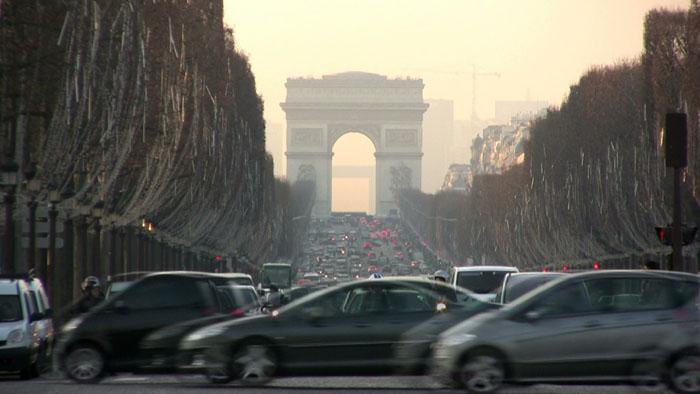 Stock footage di Parigi
