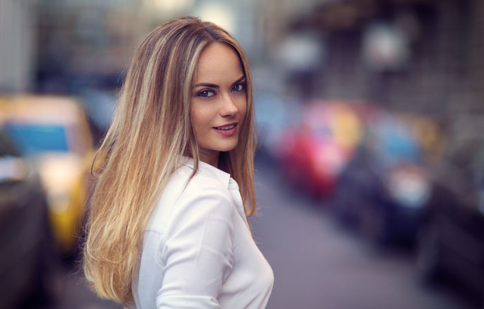 Ritratto di una giovane donna
