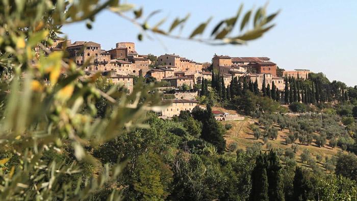 Stock footage di San Gimignano in vendita su pond5.com