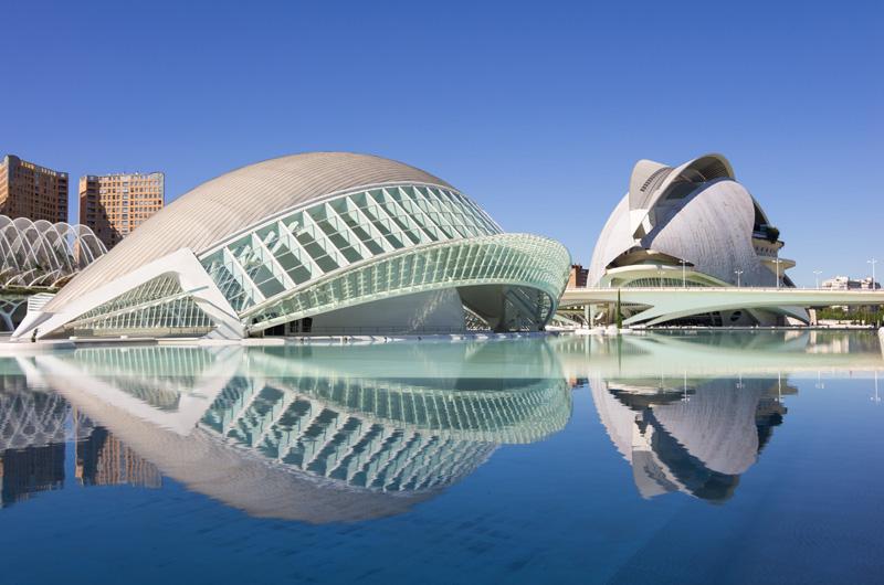 Immagine stock di Valencia