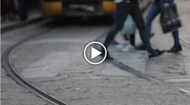Stock footage registrato da Roberto Mariani a Milano