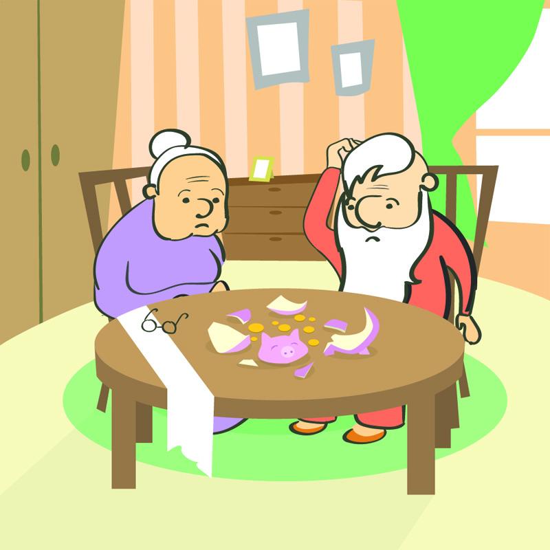 Corbis e Getty si uniscono come due anziani che raschiano il fondo del barile del microstock