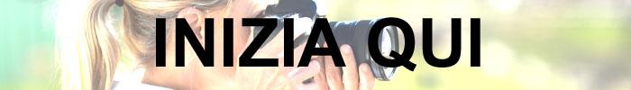 Stockfootage.it: copertina della pagina INIZIA QUI