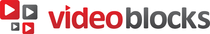 Logo dell'Agenzia di microstock Videoblocks
