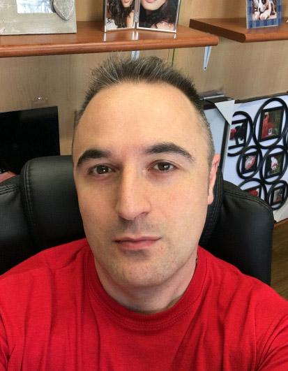 Il creatore di immagini stock Alessandro Bolis