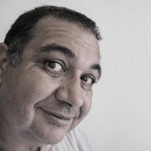 Ritratto del blogger e fotografo Giovanni Bertagna