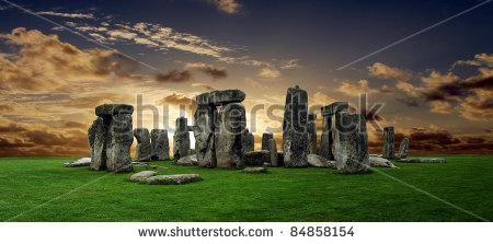 Immagine di Stonehenge tratta dal portfolio di Alessandro Bolis su Shutterstock