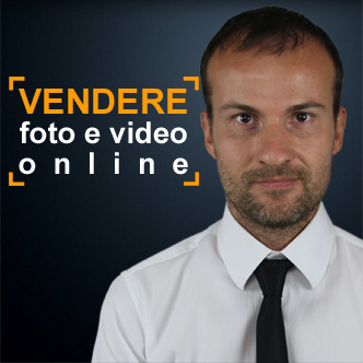 "La copertina del podcast di Daniele Carrer ""Vendere foto e video online"""