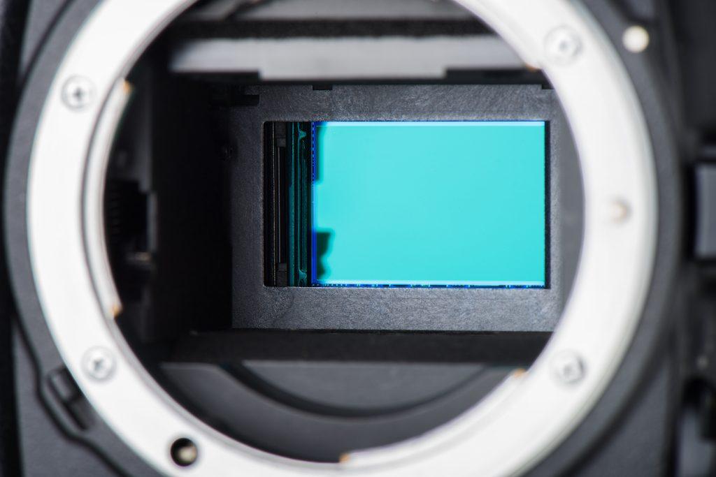Sensore full frame
