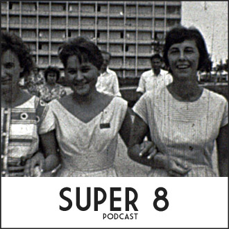 Logo Podcast Super8