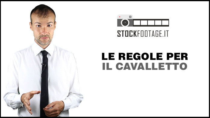"""Locandina del video tutorial di Daniele Carrer """"le regole per il cavalletto"""""""