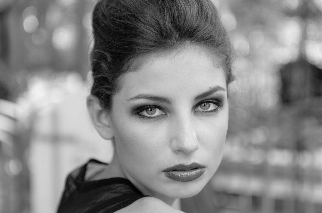 Ritratto di una giovane donna di Cristiano Palazzini