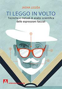 """Copertina del libro """"Ti leggo in volto"""" di Jana Legisa"""