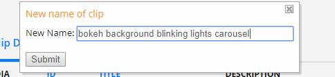 Screenshot dall'estensione di Google Chrome Toggle Case