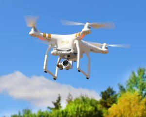 Drone Dji con telecamera per riprese