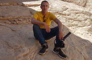 Il fotografo e videomaker Domenico Fornas
