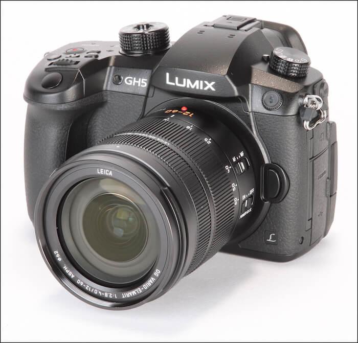 La fotocamera 4k Panasonic LUMIX DMC-G7K