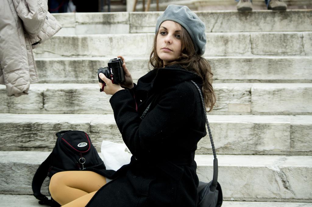 La fotografa stock Ludovica Bastianini
