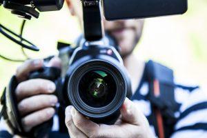 Videomaker in azione