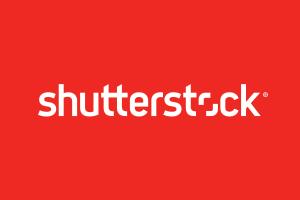 Logo di Shutterstock