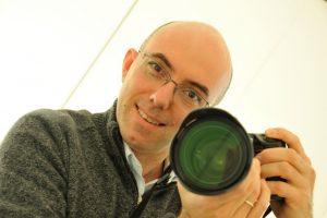 Il fotografo Mauro Celeghini