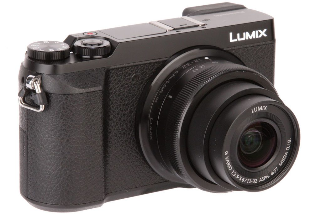 La mirrorless Panasonic GX80