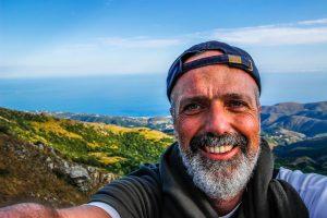 Il fotografo e videomaker Pier Paolo Mansueto