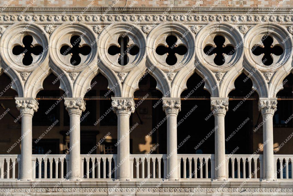 Immagine stock di Palazzo Ducale a Venezia