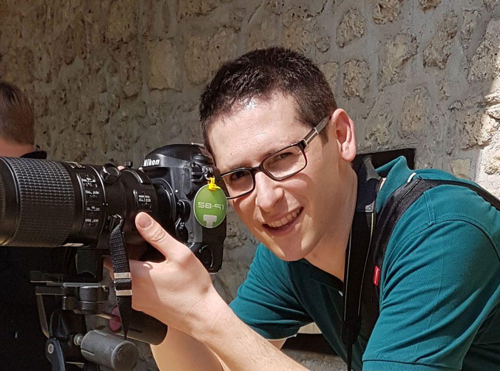 Il fotografo stock Marco Lazzarini