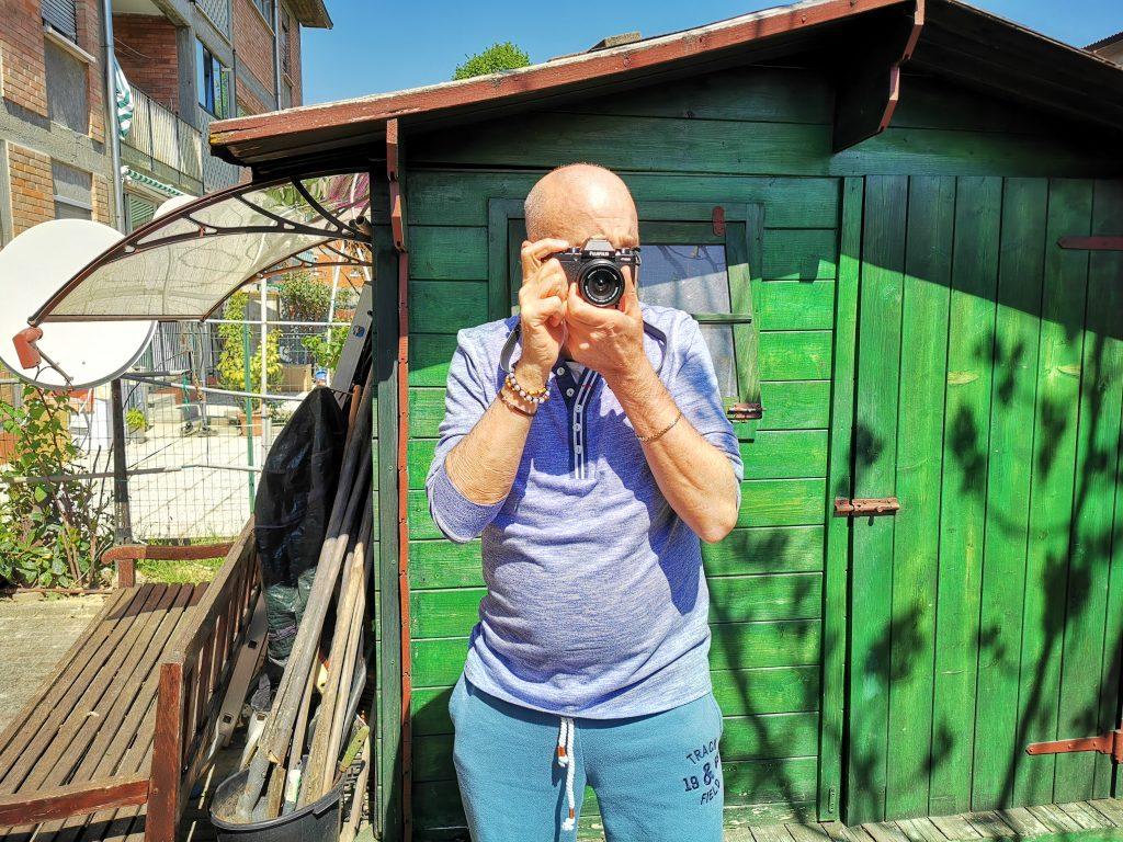 Il fotografo di microstock Enzo Addomino