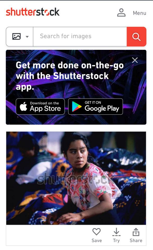 Immagine stock pubblicata su Shutterstock